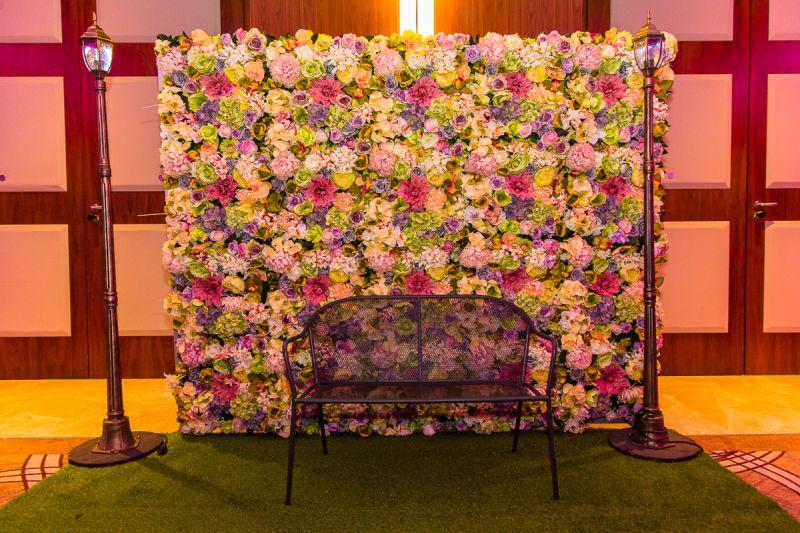 ściany Kwiatowe Dekoracje Tematyczne